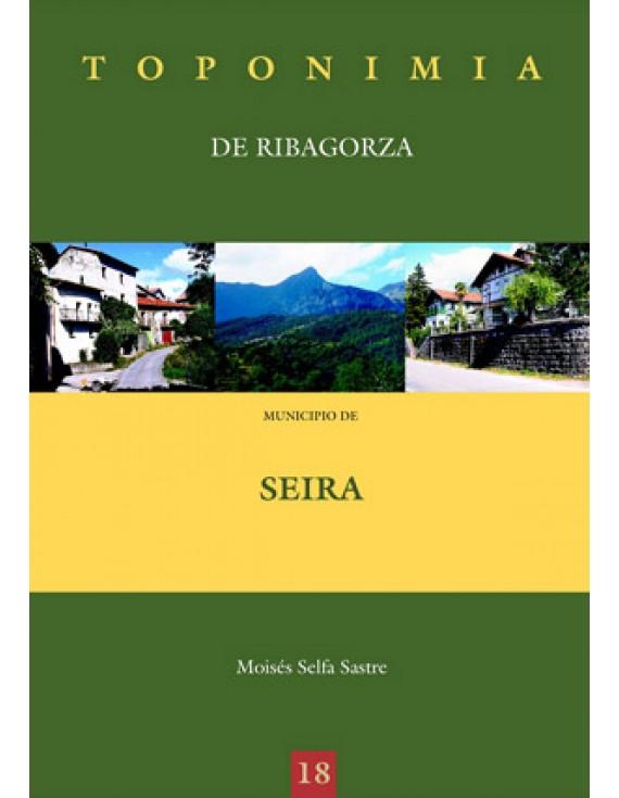 Toponimia de Ribagorza. Municipio de Seira
