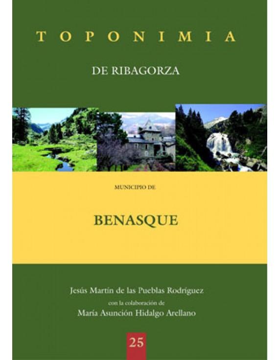 Toponimia de Ribagorza. Municipio de Benasque