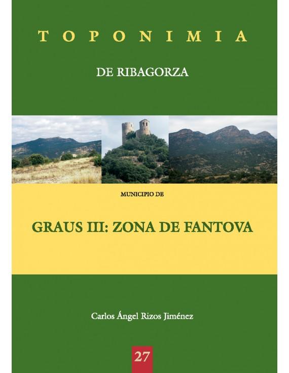 Toponimia de Ribagorza. Municipio de Graus III: zona de Fantova