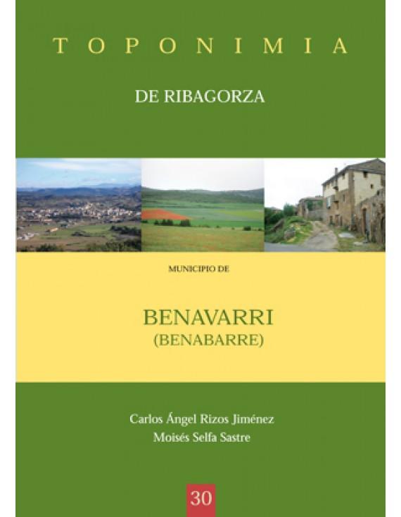 Toponimia de Ribagorza. Municipio de Benavarri