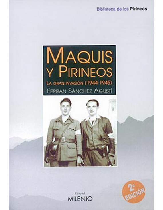 Maquis y Pirineos (e-book epub)