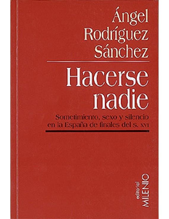 Hacerse nadie (e-book pdf)