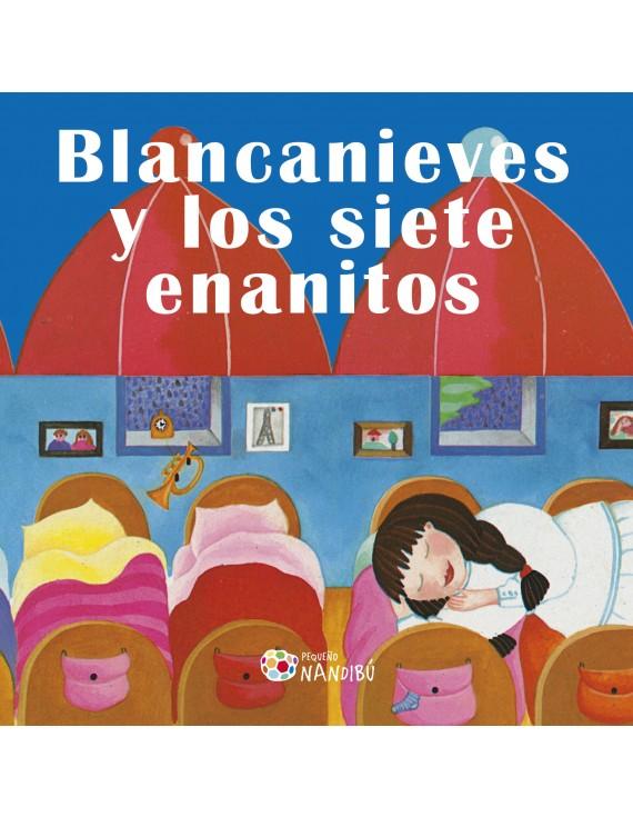 Cuento-juego: Blancanieves y los siete enanitos