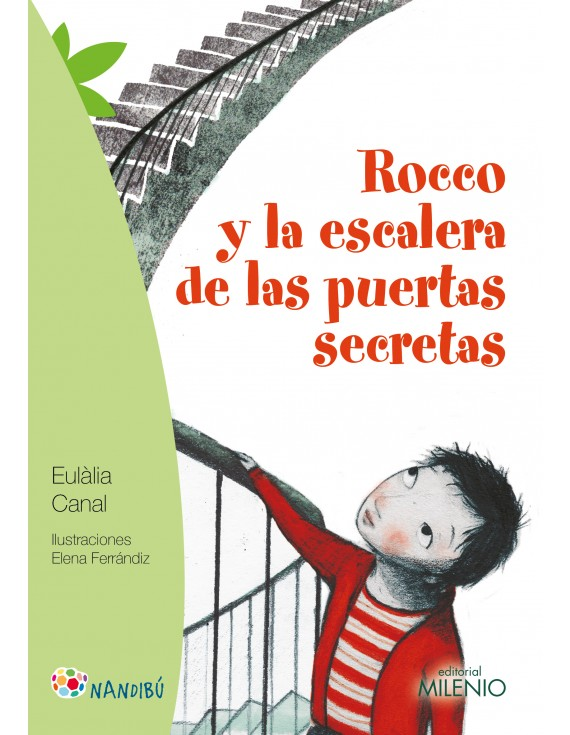 Rocco y la escalera de las puertas secretas for Puertas de escalera
