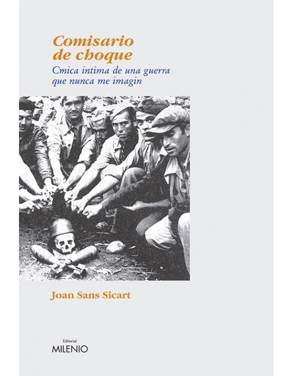 Comisario de choque (e-book epub)