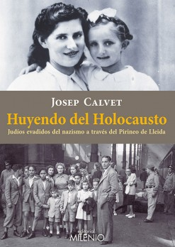 Huyendo del holocausto (e-book epub)