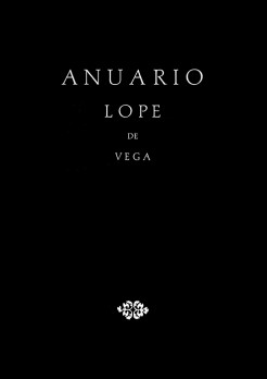 Anuario Lope de Vega IX, 2003