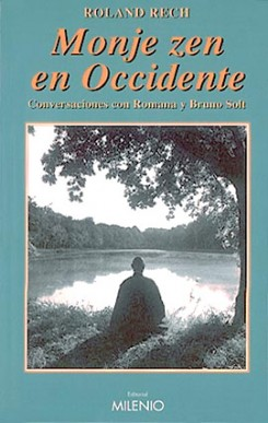 Monje zen en Occidente