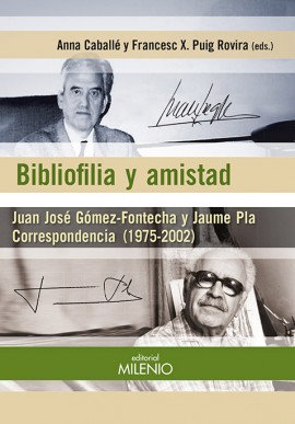 Bibliofilia y amistad