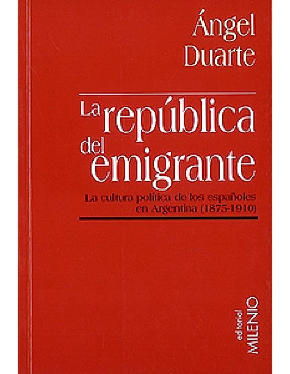 La república del emigrante