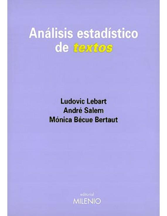 Análisis estadístico de textos