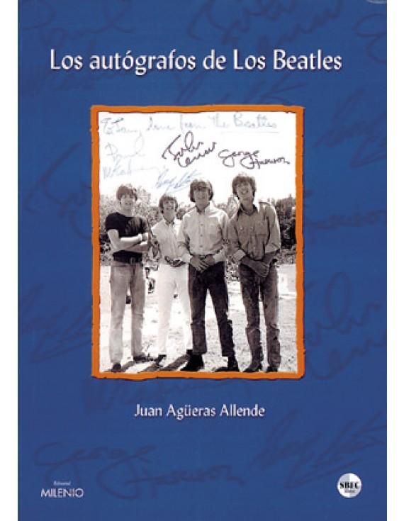 Los autógrafos de los Beatles