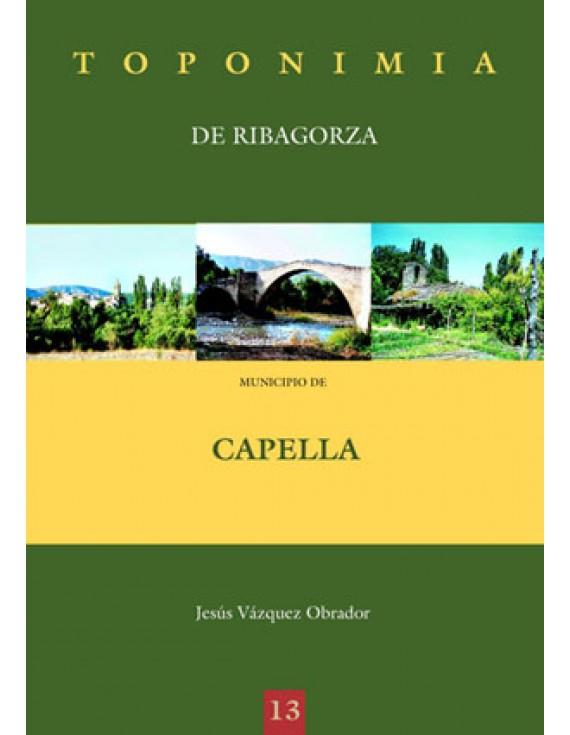Toponimia de Ribagorza. Municipio de Capella