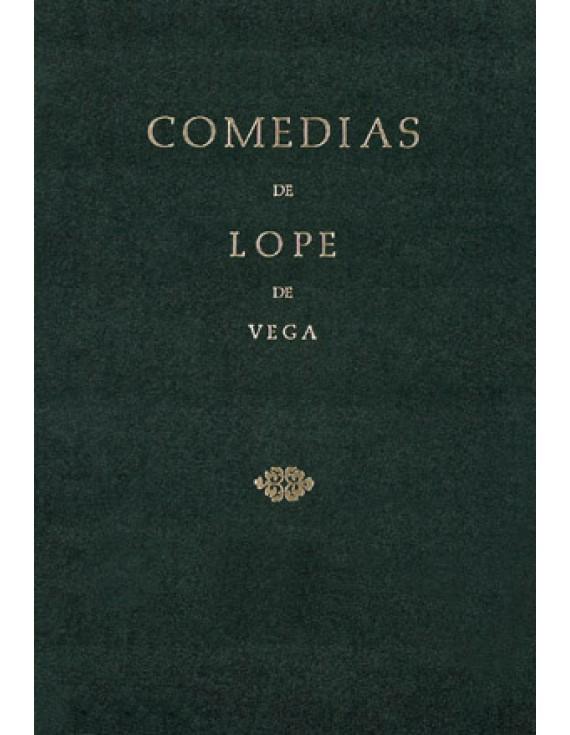 Comedias de Lope de Vega (Parte VIII, Volumen III). La imperial de Otón. El vaquero de Moraña. Angélica en el Catay. El Niño Inocente de La Guardia