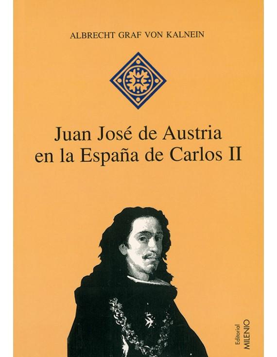 Juan José de Austria en la España de Carlos II (e-book epub)