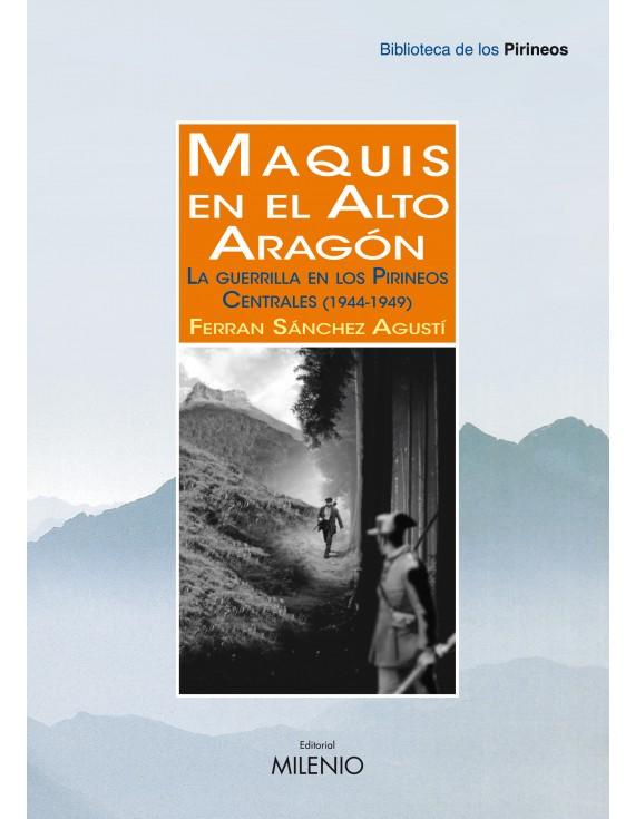 Maquis en el Alto Aragón (e-book epub)