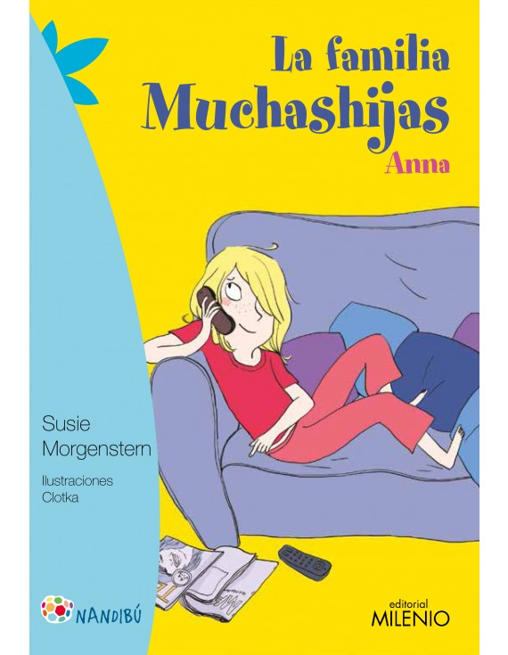 La familia Muchashijas. Anna