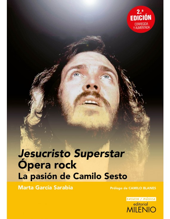Jesucristo Superstar. Ópera Rock