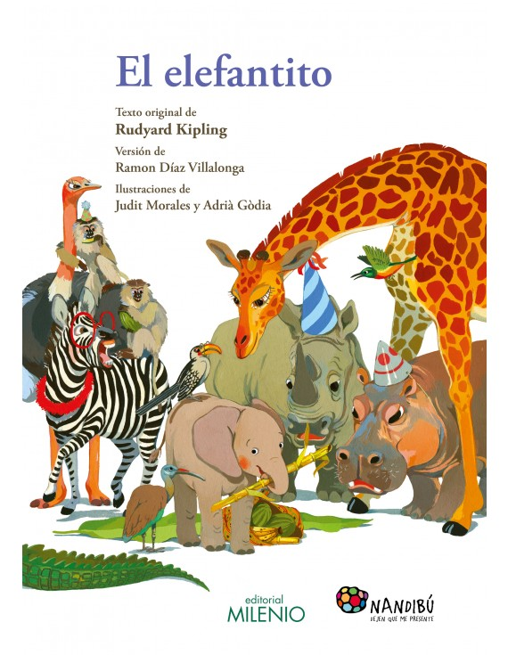 El elefantito