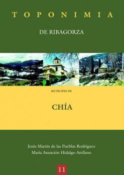 Toponimia de Ribagorza. Municipio de Chía