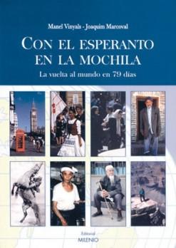 Con el esperanto en la mochila