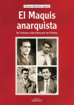 El maquis anarquista (e-book epub)