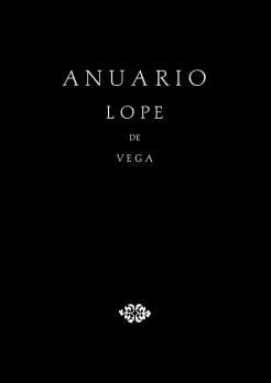 Anuario Lope de Vega IV, 1998