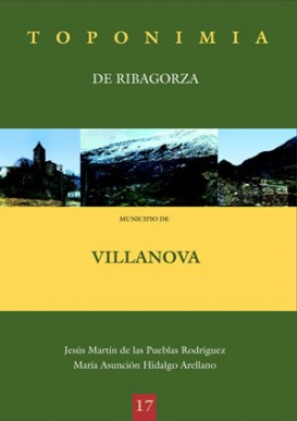 Toponimia de Ribagorza. Municipio de Villanova