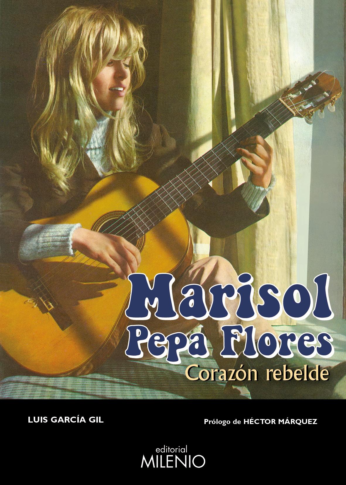 Editorial Milenio presenta 'Marisol. Pepa Flores. Corazón rebelde'
